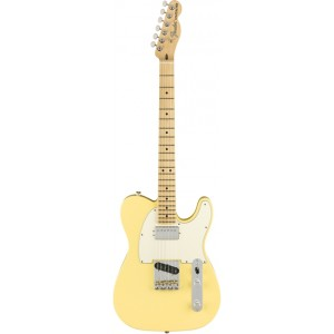 FENDER AMERICAN PERFORMER TELE HUM VINTAGE WHITE MP