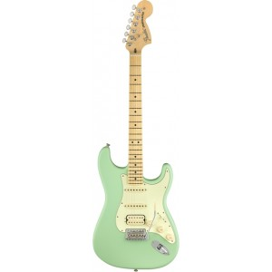 FENDER AMERICAN PERFORMER STRATO HSS SS GREEN MP