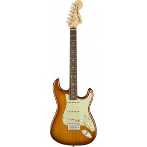 FENDER AMERICAN PERFORMER STRATO HONEY BURST RW