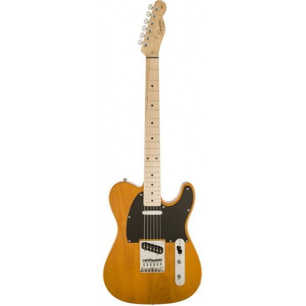 SQUIER TELECASTER AFFINITY BUTTERSCOTCH BLONDE MP front