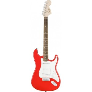 SQUIER STRATOCASTER AFFINITY ROJA IL