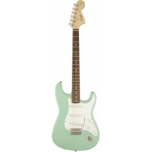 SQUIER STRATOCASTER AFFINITY SURF GREEN IL