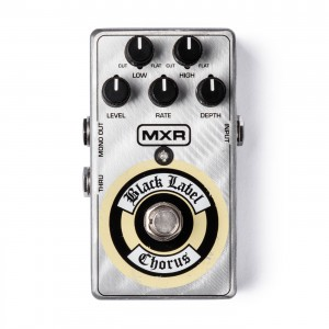 MXR BLACK LABEL CHORUS ZW38
