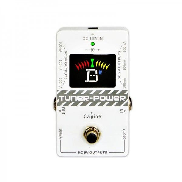 CALINE  TUNER POWER