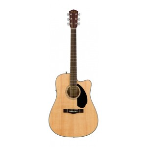FENDER CD-60S CE NATURAL WN