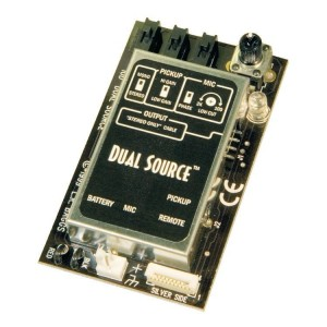 LR BAGGS DUAL SOURCE CON PASTILLA ELEMENT Y MIC