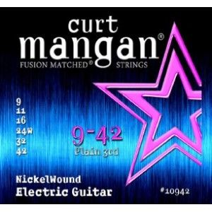 CURT MANGAN 09-42 NICKEL WOUND