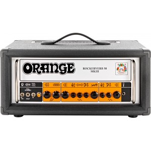 ORANGE ROCKERVERB 50H MKIII NEGRO
