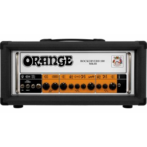 ORANGE ROCKERVERB 100H MKIII NEGRO