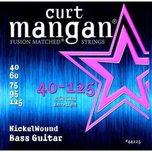 CURT MANGAN 40-125 BASS 5 CUERDAS