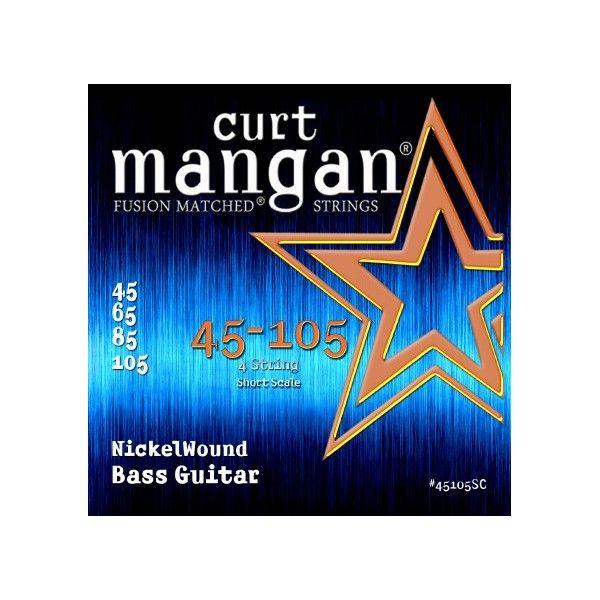 CURT MANGAN 45-105 BASS 4 CUERDAS