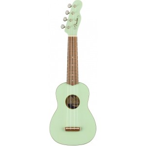 FENDER VENICE SOPRANO SURF GREEN WN