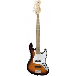 SQUIER JAZZ BASS AFFINITY BROWN SUNBURST IL