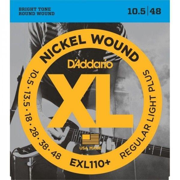 DADDARIO EXL110+ 10.5-48