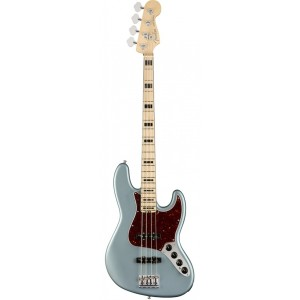 FENDER AMERICAN ELITE JAZZ BASS BLUE METALLIC MP