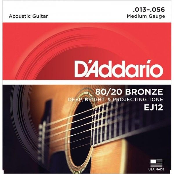 DADDARIO EJ12 013-056