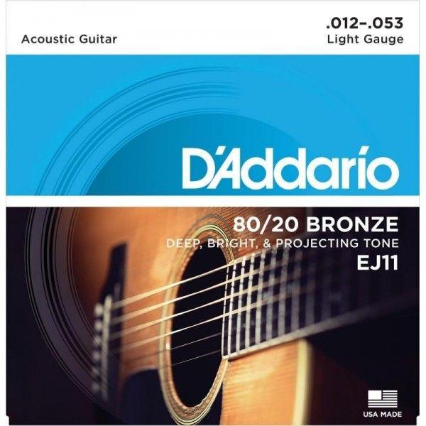 DADDARIO EJ11 012-053