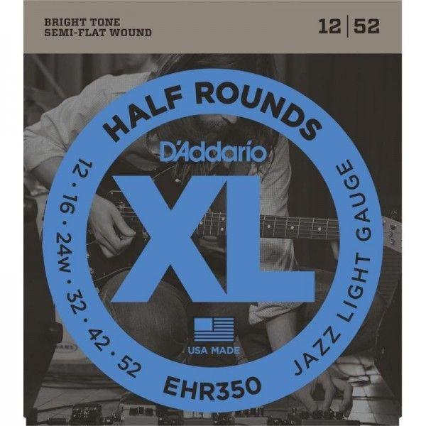 DADDARIO EHR350 12-52