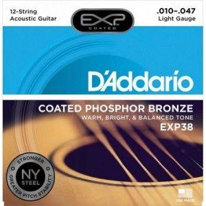 DADDARIO EXP38 010-047 12 CUERDAS