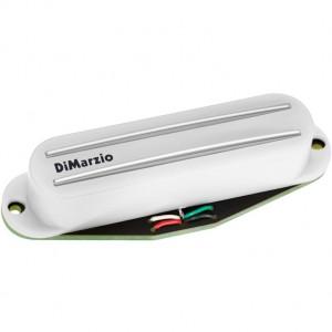 DIMARZIO SATCH TRACK MÁSTIL BLANCO DP425W