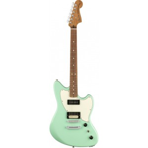 FENDER THE POWERCASTER SURF GREEN PF