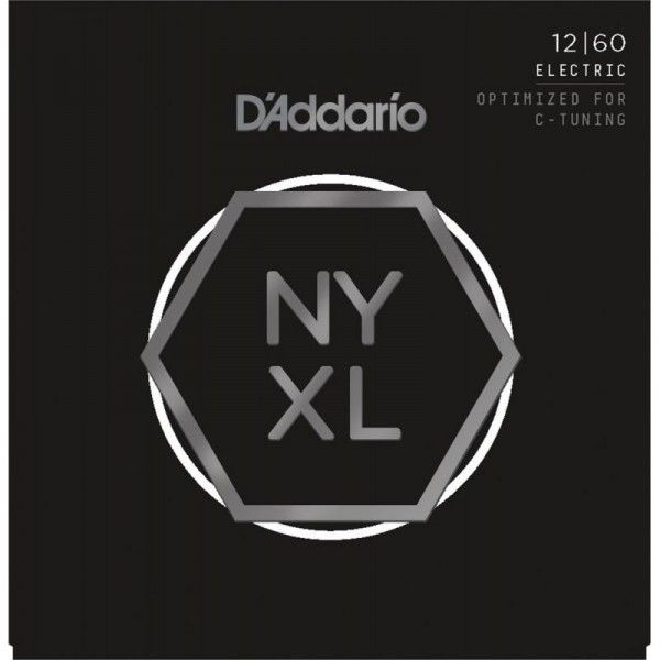 DADDARIO NYXL 12-60