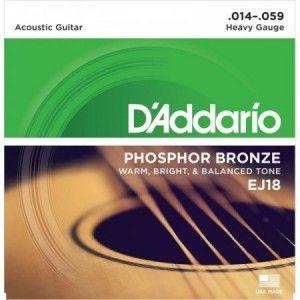 DADDARIO EJ18 014-059