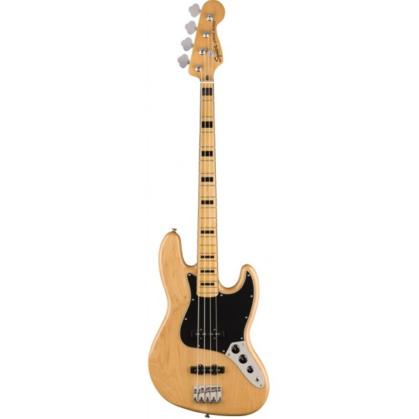 SQUIER CLASSIC VIBE 70 JAZZ BASS NATURAL MP
