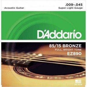 DADDARIO EZ890 09-045