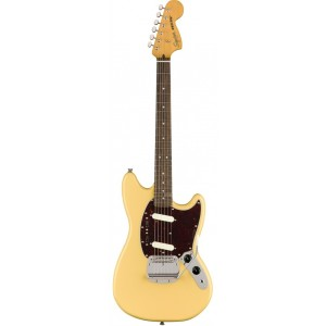 SQUIER CLASSIC VIBE 60 MUSTANG VINTAGE WHITE IL