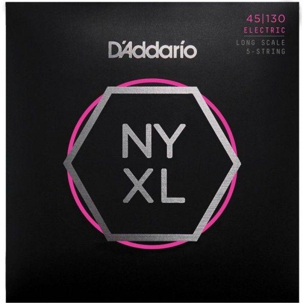 DADDARIO NYXL451305 45-130 5 CUERDAS