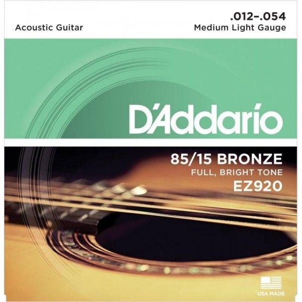 DADDARIO EZ920 012-054