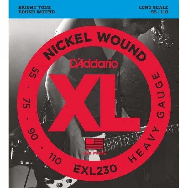 DADDARIO EXL230 55-110 LONG
