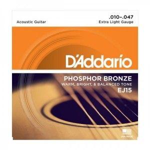 DADDARIO EJ15 010-047