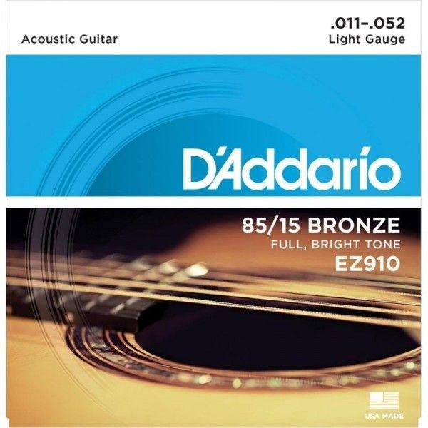 DADDARIO EZ910 011-052