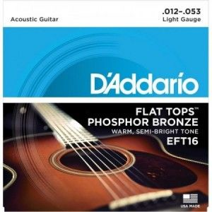 DADDARIO EFT16 012-053