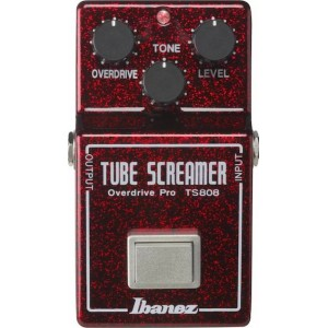 IBANEZ TS80840TH TUBE SCREAMER