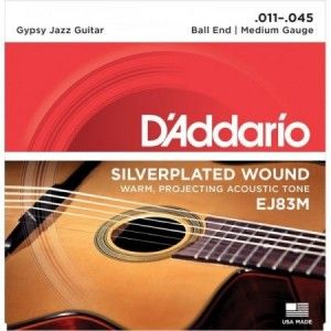 DADDARIO EJ83M 011-045