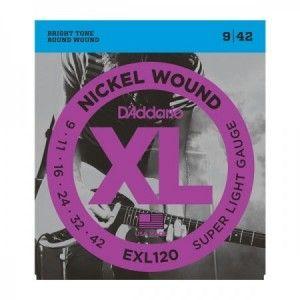 DADDARIO EXL120 09-42