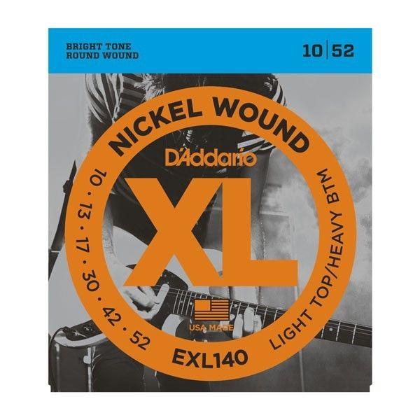 DADDARIO EXL140 10-52