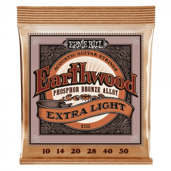 ERNIE BALL EARTHWOOD PHO/BZ X LIGHT 10-50