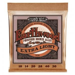ERNIE BALL EARTHWOOD PHO/BZ X LIGHT 10-50