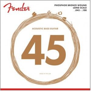 FENDER PHOSPHOR BRONZE 45-100