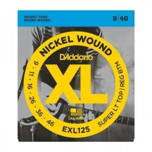 DADDARIO EXL125 09-46