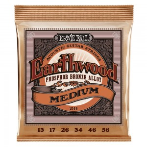 ERNIE BALL EARTHWOOD PHO/BZ MEDIUM 13-56