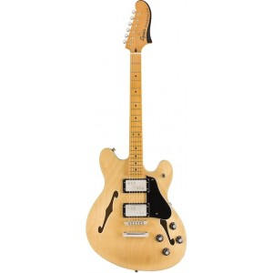 SQUIER CLASSIC VIBE STARCASTER NATURAL MP