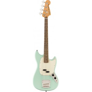 SQUIER CLASSIC VIBE 60 MUSTANG BASS S GREEN IL