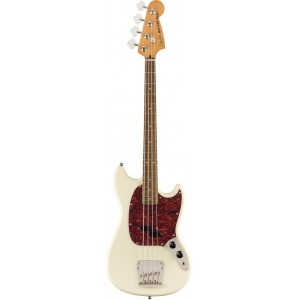 SQUIER CLASSIC VIBE 60 MUSTANG BASS O WHITE IL