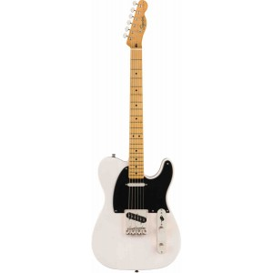SQUIER CLASSIC VIBE 50 TELE WHITE BLONDE MP