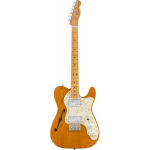 FENDER VINTERA 70 TELE THINLINE AGED NATURAL MP